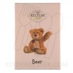 Beer rvs kinderbestek 4-delig (Keltum)